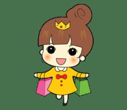 lovely girl's lovely life sticker #2788015