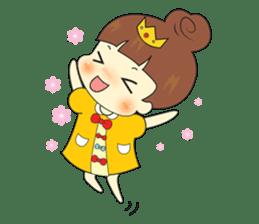 lovely girl's lovely life sticker #2788016