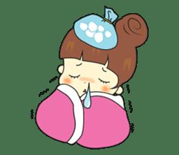 lovely girl's lovely life sticker #2788018