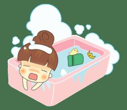 lovely girl's lovely life sticker #2788021