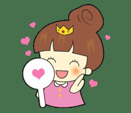 lovely girl's lovely life sticker #2788025