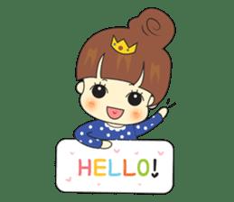 lovely girl's lovely life sticker #2788031