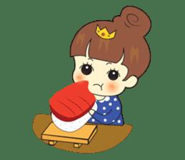 lovely girl's lovely life sticker #2788033