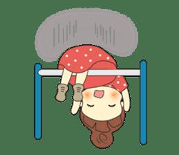 lovely girl's lovely life sticker #2788038