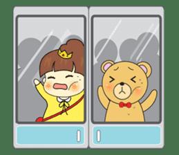 lovely girl's lovely life sticker #2788039