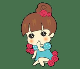 lovely girl's lovely life sticker #2788044