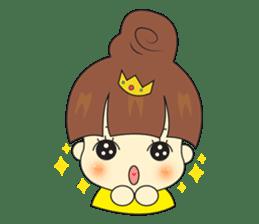 lovely girl's lovely life sticker #2788050