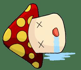 Mushroom life sticker #2789028