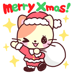 Merry Cats Christmas!