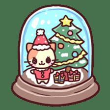 Merry Cats Christmas! sticker #2795609