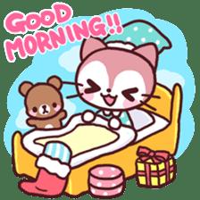 Merry Cats Christmas! sticker #2795627