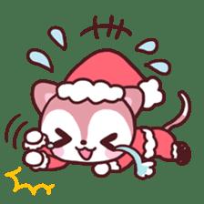 Merry Cats Christmas! sticker #2795631