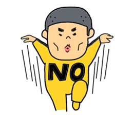Sendai dialect ~Sendai Saburo~ sticker #2802869