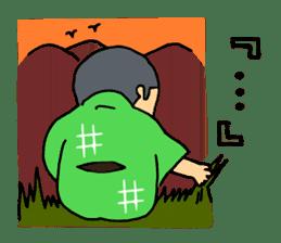 Sendai dialect ~Sendai Saburo~ sticker #2802889