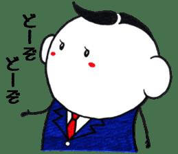 """""""Majime-kun"""" sticker #2804455"""