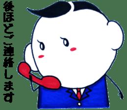 """""""Majime-kun"""" sticker #2804474"""