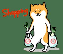 Shiba Inu Genki No.2 (Housework ver.) sticker #2805312
