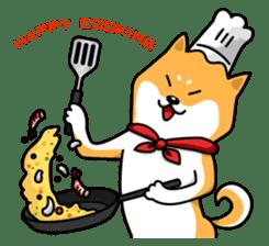 Shiba Inu Genki No.2 (Housework ver.) sticker #2805319