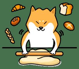 Shiba Inu Genki No.2 (Housework ver.) sticker #2805323