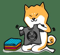 Shiba Inu Genki No.2 (Housework ver.) sticker #2805327