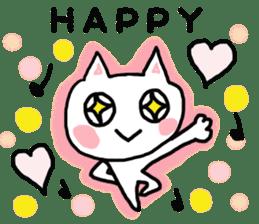 English cat Sticker kawaii sticker #2808611