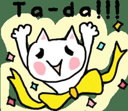 English cat Sticker kawaii sticker #2808640