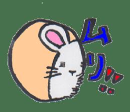 chinchilla sticker #2814772