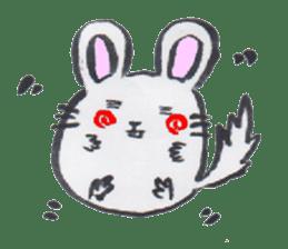 chinchilla sticker #2814777
