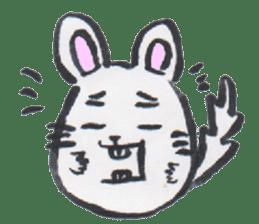 chinchilla sticker #2814779