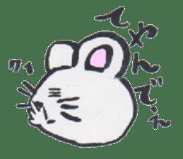 chinchilla sticker #2814780