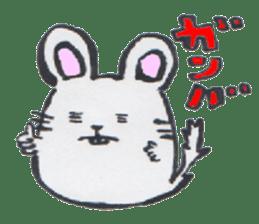 chinchilla sticker #2814794