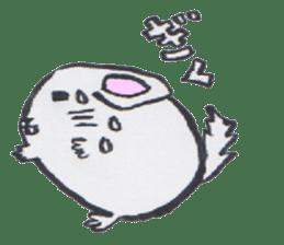 chinchilla sticker #2814797