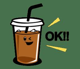 Take Out Coffee sticker #2824971