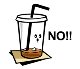 Take Out Coffee sticker #2824972