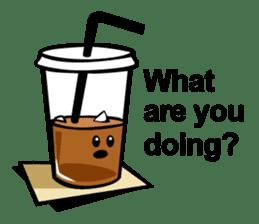 Take Out Coffee sticker #2824974