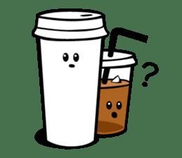 Take Out Coffee sticker #2824978
