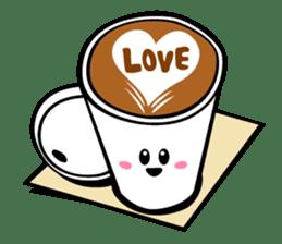 Take Out Coffee sticker #2824986