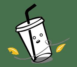 Take Out Coffee sticker #2824988