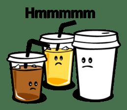 Take Out Coffee sticker #2824995