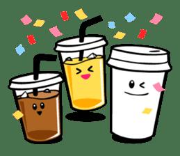 Take Out Coffee sticker #2824996
