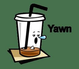 Take Out Coffee sticker #2824998