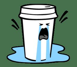 Take Out Coffee sticker #2825000