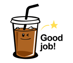 Take Out Coffee sticker #2825002