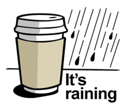 Take Out Coffee sticker #2825007