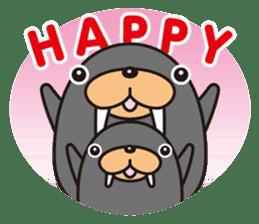 TODOKURO-CHAN sticker #2831763