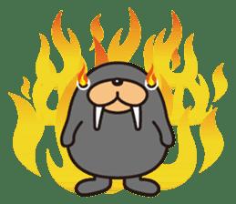 TODOKURO-CHAN sticker #2831769