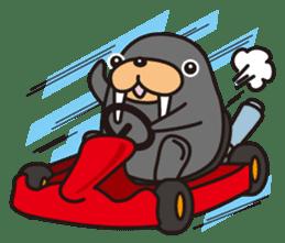 TODOKURO-CHAN sticker #2831775