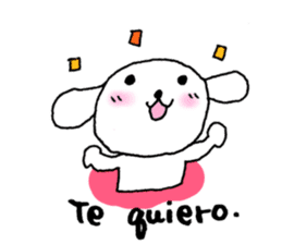 TARE-MIMI(ver.Spanish) sticker #2833108