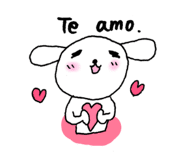 TARE-MIMI(ver.Spanish) sticker #2833109