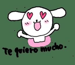 TARE-MIMI(ver.Spanish) sticker #2833111